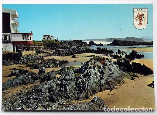 POSTAL ISLA CANTABRIA AÑO 1972 (Postales - España - Cantabria Moderna (desde 1.940))