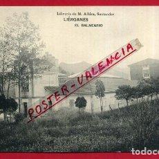 Postales: POSTAL LIERGANES, CANTABRIA, EL BALNEARIO, P86724. Lote 114671255