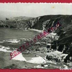 Postales: POSTAL UNQUERA, CANTABRIA, PLAYA DE LA FRANCA, P86726. Lote 114671987