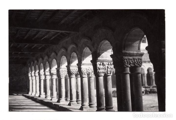 SANTILLANA DEL MAR. REAL COLEGIATA. CLAUSTRO SIGLO XIII (Postales - España - Cantabria Moderna (desde 1.940))