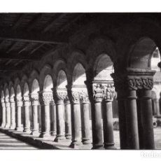 Postales: SANTILLANA DEL MAR. REAL COLEGIATA. CLAUSTRO SIGLO XIII. Lote 115384263