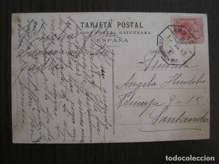 Postales: CASTRO URDIALES - POSTAL ANTIGUA - DARSENA -VER FOTOS - (52.298) - Foto 3 - 115495031