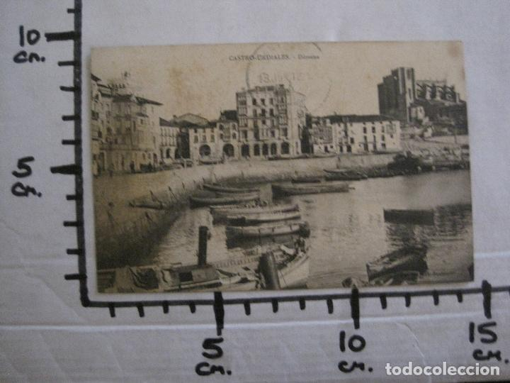 Postales: CASTRO URDIALES - POSTAL ANTIGUA - DARSENA -VER FOTOS - (52.298) - Foto 4 - 115495031
