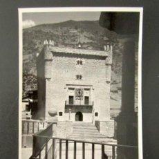 Postales: FOTO POSTAL CANTABRIA. REGIÓN DE LIÉBANA Y LOS PICOS DE EUROPA. FOTO BUSTAMANTE. POTES, SANTANDER. . Lote 115844335