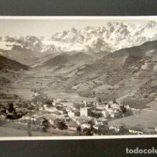 Postales: FOTO POSTAL CANTABRIA. REGIÓN DE LIÉBANA Y LOS PICOS DE EUROPA. FOTO BUSTAMANTE. POTES, SANTANDER. . Lote 115844359