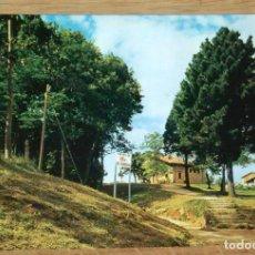 Postales: CUEVAS DE ALTAMIRA - ENTRADA. Lote 116259735