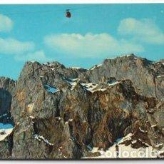 Postales: POSTAL PICOS DE EUROPA, TELEFÉRICO FUENTE DE AÑO 1984. Lote 118259835