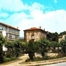 Postales: REINOSA (SANTANDER) -JARDINES DE LA ESTACIÓN- (DOMINGUEZ Nº 3) SIN CIRCULAR / P-3205. Lote 118558015