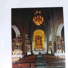 Postais: TARJETA POSTALES - ESPAÑA - SANTILLANA DEL MAR SANTANDER - COLEGIATA . Lote 118914727