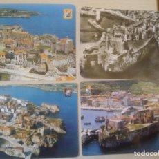 Postales: CASTRO URDIALES SANTANDER CANTABRIA VISTA AEREA SANTA MARIA. Lote 119099043
