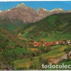 Cartes Postales: POSTAL DE SANTANDER. PICOS DE EUROPA. ESPINAMA Y PICO REMOÑA POTES P-CANT-587. Lote 120604011