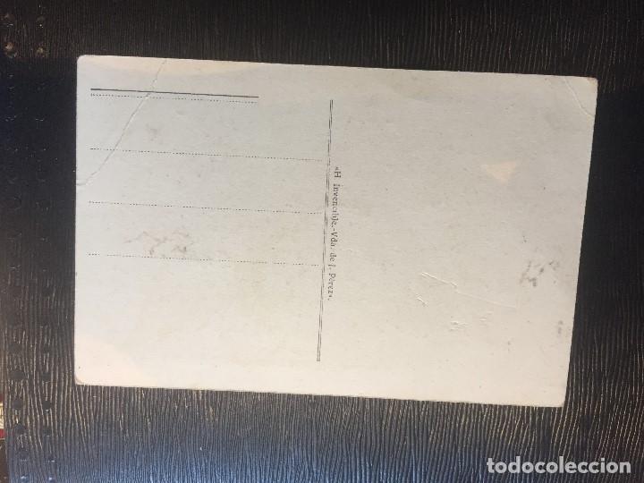 Postales: Liérganes Santander Puente y paseo del Boulevard postal antigua sin escritura ni circulada - Foto 2 - 121701759