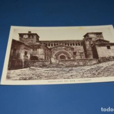 Postales: POSTAL SIN CIRCULAR - SANTILLANA DEL MAR - LA COLEGIATA - SANTANDER . Lote 122051907
