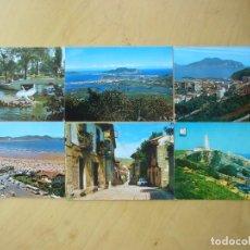 Postales: LOTE 6 POSTALES DE CANTABRIA. Lote 122125547