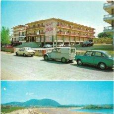 Postales: NOJA Nº 53 HOTEL RIS .- SIN CIRCULAR . Lote 122220939