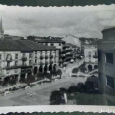 Postales: TORRELAVEGA,SANTANDER, PLAZA MAYOR. Lote 126100599