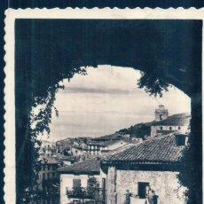 Postales: POSTAL LAREDO - PUERTA DE BILBAO - ARRIBAS - CIRCULADA. Lote 127213075