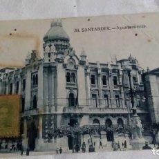 Postales: SANTANDER. Lote 128400815