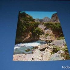 Postales: POSTAL SIN CIRCULAR - DESFILADERO DEL CARES 280 - EDITA ALCE. Lote 128404875