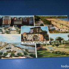 Postales: POSTAL CIRCULADA - SANTANDER 2042 - EDITA ARRIBAS. Lote 128474075