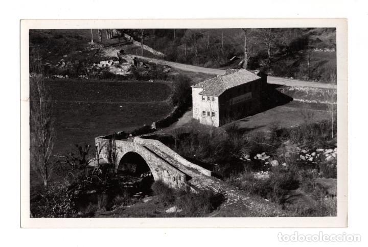 RIAÑO (CANTABRIA).- VISTA PANORÁMICA. POSTAL FOTOGRÁFICA (Postales - España - Cantabria Antigua (hasta 1.939))