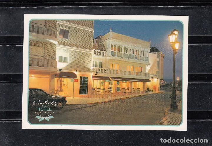 1 - ISLA  HOTEL RESTAURANTE ISLA BELLA