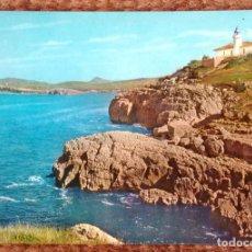 Postales: SUANCES - EL FARO. Lote 130399114