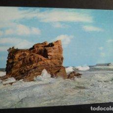 Postales: SANTANDER -TEMPORAL EN EL MAR CANTABRICO-. Lote 130419162