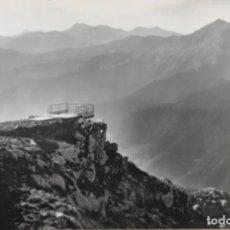 Cartes Postales: ESPINAMA - SANTANDER - MIRADOR DEL CABLE AL FONDO PICOS DE EUROPA - AÑOS 60. Lote 130696034