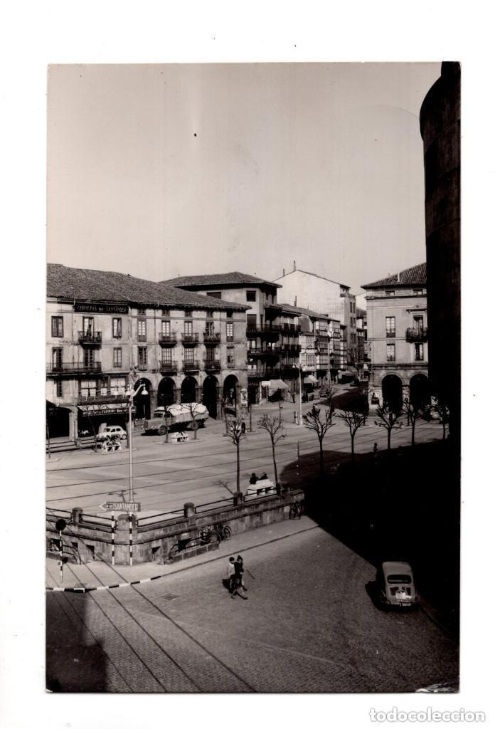 TORRELAVEGA. (CANTABRIA).- PLAZA MAYOR (Postales - España - Cantabria Antigua (hasta 1.939))