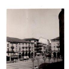 Postales: TORRELAVEGA. (CANTABRIA).- PLAZA MAYOR. Lote 132035578