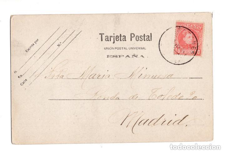 Postales: SANTANDER (CANTABRIA).- HOTELES PARTICULARES - Foto 2 - 132038066