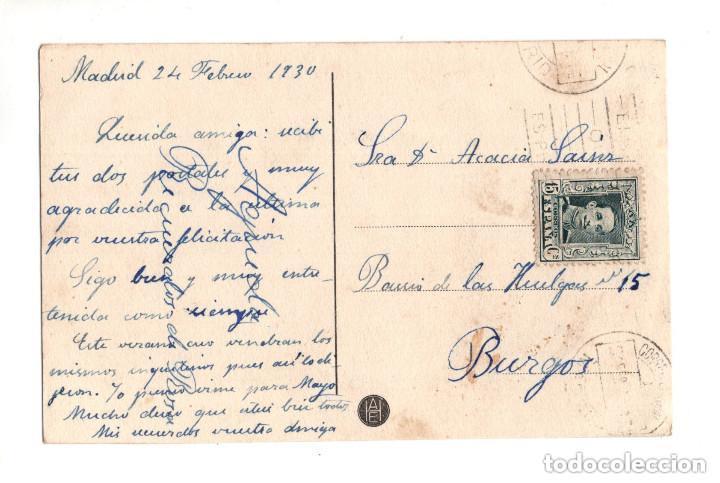 Postales: SANTANDER.- ENLACE DEL FERROCARRIL DE LA COSTA CON EL DESEMBARCADERO DE LA COMPAÑÍA - Foto 2 - 132038522