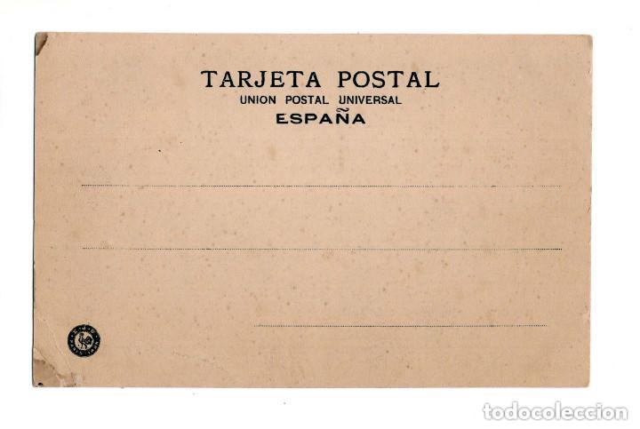 Postales: SANTANDER.- EL SARDINERO. GRAN HOTEL. TRANVÍA. HACIA 1910. - Foto 2 - 132038642