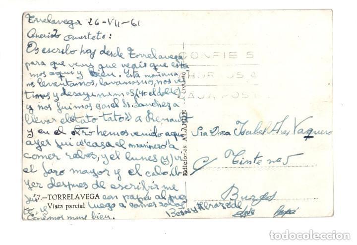 Postales: TORRELAVEGA ( CANTRABRIA).- VISTA PARCIAL - EDICIONES ALARDE - Foto 2 - 132039146