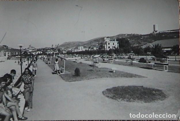 LAREDO. JARDINES DE LA PLAYA. (Postales - España - Cantabria Moderna (desde 1.940))