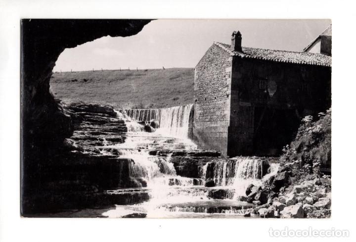 CÓBRECES (CANTABRIA) MOLINO DE BOLAO. (Postales - España - Cantabria Antigua (hasta 1.939))
