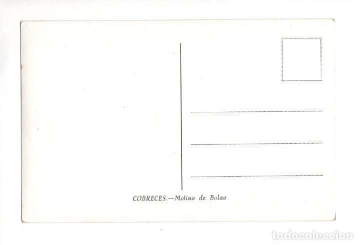 Postales: Cóbreces (Cantabria) Molino de Bolao. - Foto 2 - 132828534