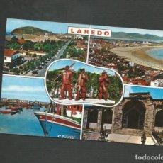 Postales: POSTAL SIN CIRCULAR - LAREDO 36 - EDITA FOTO CARMELO. Lote 133490646