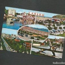 Postales: POSTAL SIN CIRCULAR - LAREDO 37 - SANTANDER - EDITA FOTO CARMELO. Lote 133491530
