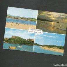 Postales: POSTAL SIN CIRCULAR - SAN VICENTE DE LA BARQUERA 115 - SANTANDER - EDITA BUSTAMANTE. Lote 133493054