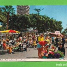 Postales: POSTAL - PARQUE DE SANTA CATALINA - LAS PALMAS DE GRAN CANARIA -. Lote 136302590