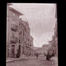Postales: TORRELAVEGA - CLICHE ORIGINAL - NEGATIVO EN CELULOIDE - AÑOS 1900-1920 - FOTOTIP. THOMAS, BARCELONA. Lote 137689374