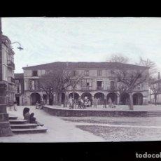 Postales: TORRELAVEGA - CLICHE ORIGINAL - NEGATIVO EN CELULOIDE - AÑOS 1900-1920 - FOTOTIP. THOMAS, BARCELONA. Lote 137689394