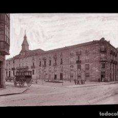 Postales: TORRELAVEGA - CLICHE ORIGINAL - NEGATIVO EN CELULOIDE - AÑOS 1900-1920 - FOTOTIP. THOMAS, BARCELONA. Lote 137689494