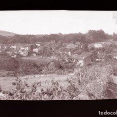 Postales: SANTILLANA DEL MAR - CLICHE ORIGINAL-NEGATIVO EN CELULOIDE- 1900-1920 -FOTOTIP. THOMAS, BARCELONA. Lote 137699374