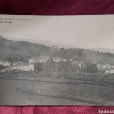 Postales: ALCEDA (CANTABRIA), VISTA GENERAL.. Lote 137984192