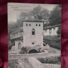 Postales: ALCEDA (CANTABRIA), MOLINO DE LA FLOR.. Lote 137988761