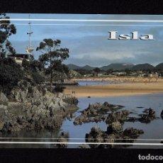 Postales: POSTAL DE ISLA - PLAYA DE LAS OLAS. Lote 140147870