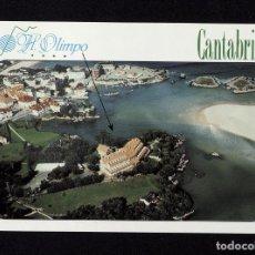 Postales: POSTAL DE ISLA - HOTEL OLIMPO. Lote 140148102
